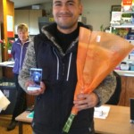 David Minnlycke, vinnare av Rallylydnadsbarometern.